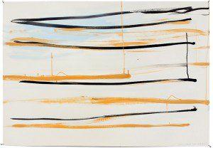 2013 Syria Lines I  70x100cm