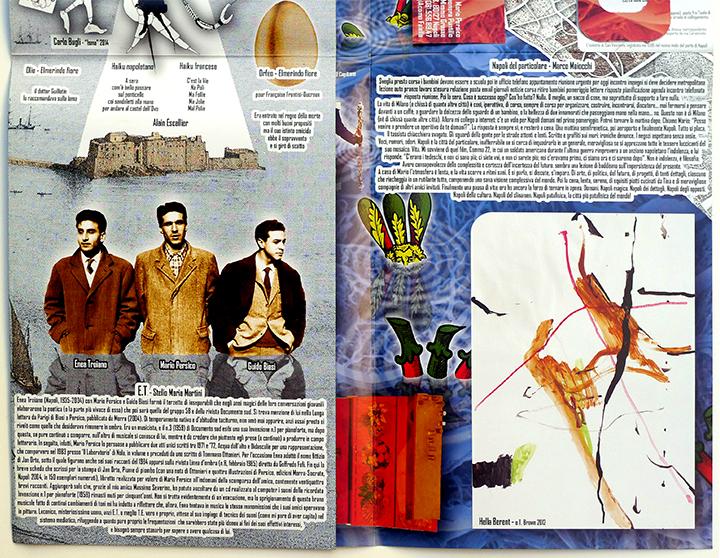 Hella Berent o.T. BROWN 2012 - 64x45cm, Aquarell, Gouache auf Papier
